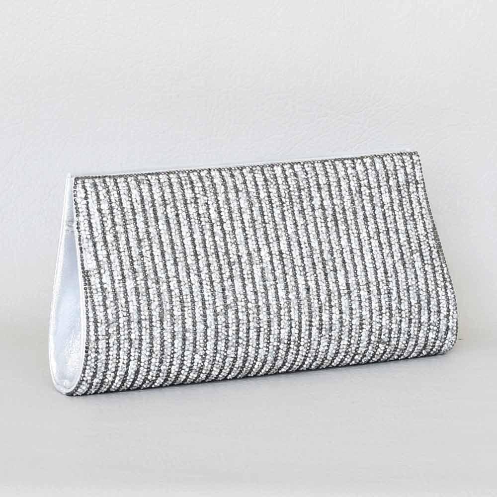 15a519ae7ea Клъч, тип плик-официална дамска чанта с камъни - Онлайн магазин за ...